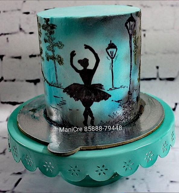 Cake by Maneesha Jain of ManiCre