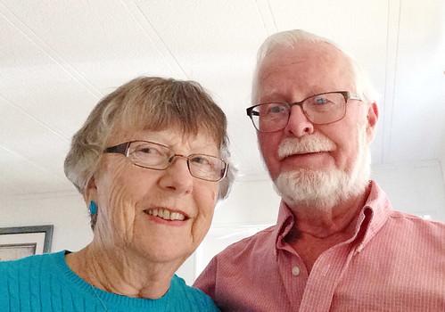 Ila and Arnold Mathers