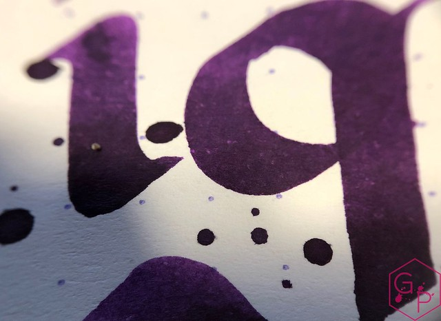 Ink Shot Review KWZI IG Violet #3 @BureauDirect 13