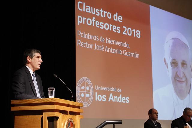 Claustro de Profesores 2018