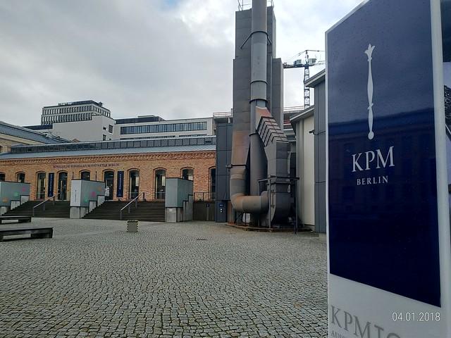 Fábrica de Porcelana KPM, Berlim