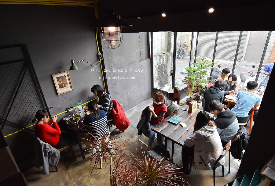 ici cafe 台南草莓鬆餅 早午餐10