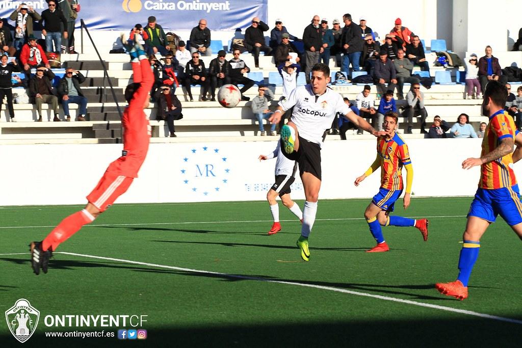 J25 Ontinyent CF (1) - Valencia Mestalla (1)