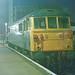 86008 Warrington Bank Quay 21st October 1983.