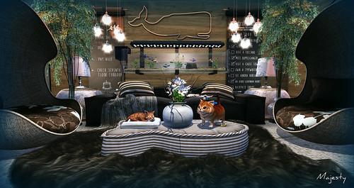 Majesty- Living Room Flow