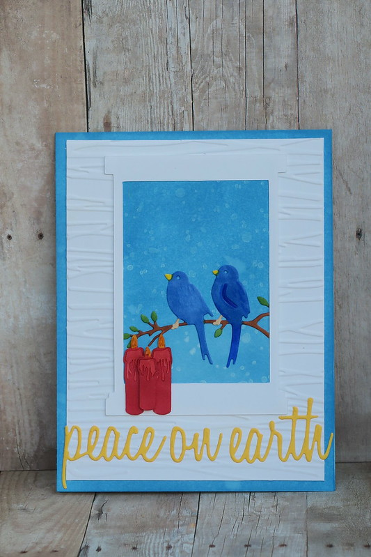 Bluebird Christmas