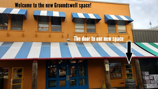 Groundswell location