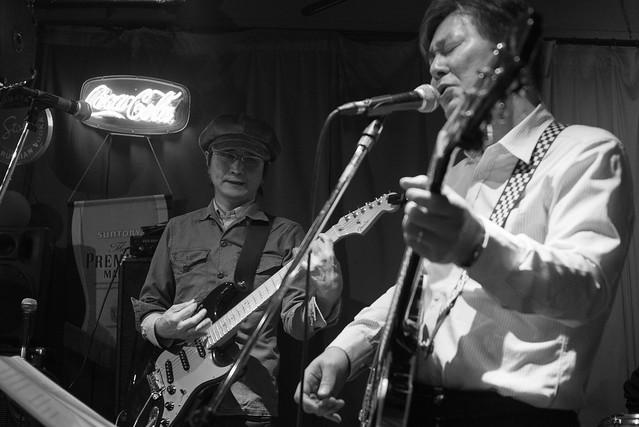 T.G.I.F. Blues Session at Terraplane, Tokyo, 12 Jan 2018 -00112