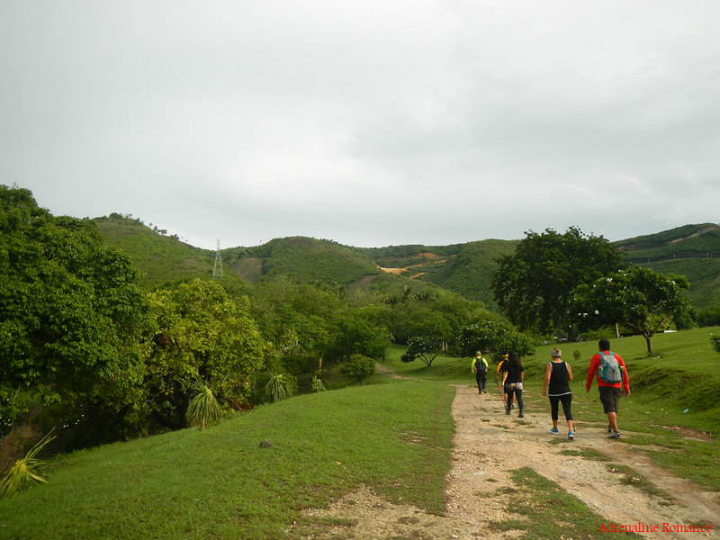 Dramatic Entrance/Spartan Trail