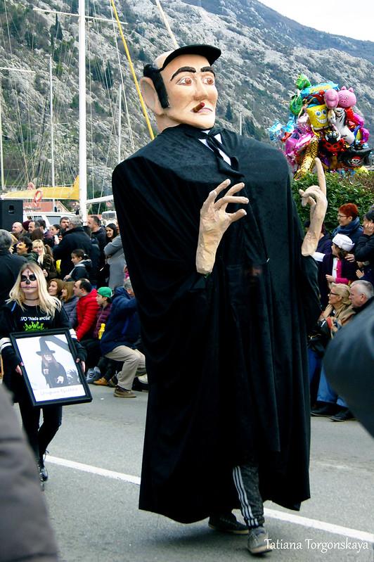 Карнавальная кукла 2009 года