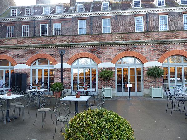 l'orangerie du palais