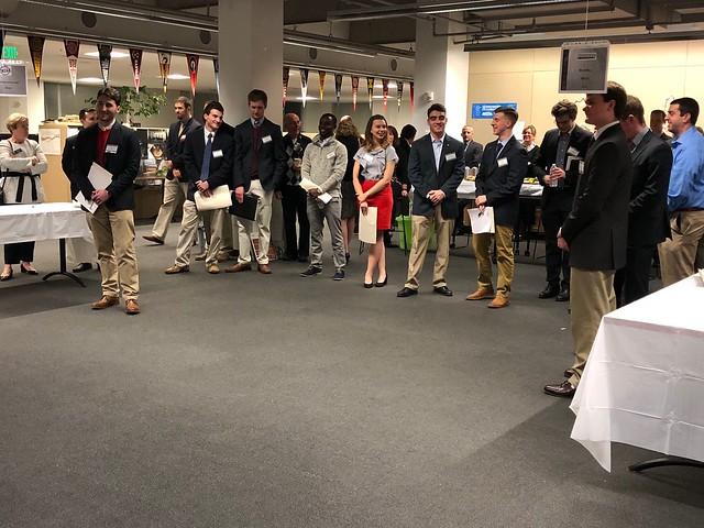 2018 Hartford Alumni & Student Networking Night