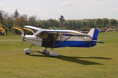 G-CDMV Best Off Skyranger [BMAA HB 455] Popham 020509