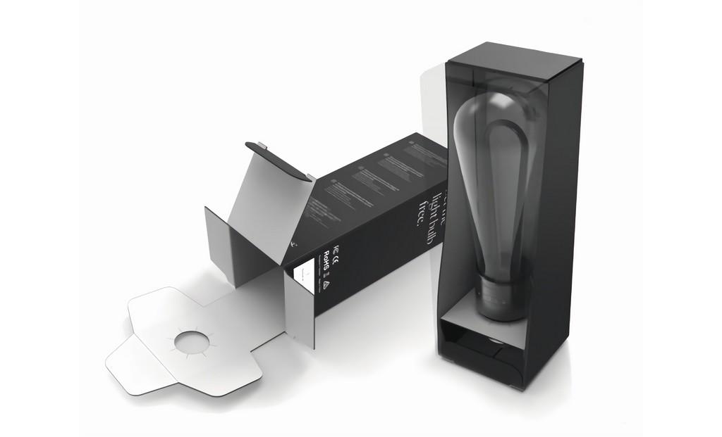 Décorez votre maison avec Arc – Une ampoule LED testée dans le proche espace
