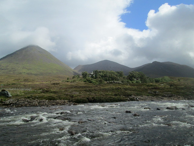 River Sligachan, Skye 3