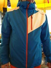Lyžařská bunda Ziener, vel. 54 = XL - titulní fotka