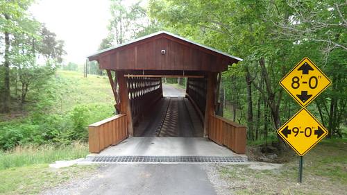 Easley Covered Bridge, Oneonta, AL2
