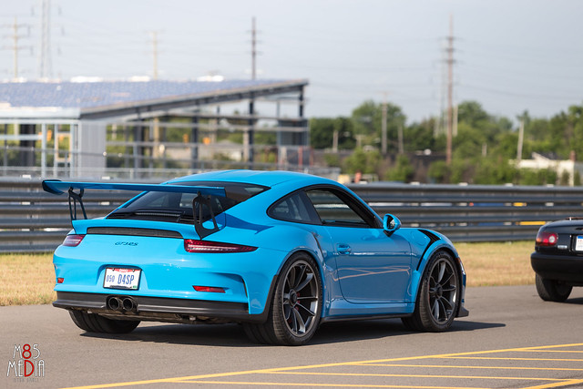 Gorgeous GT3 RS!, Canon EOS 6D, Canon EF 70-200mm f/2.8L IS