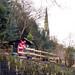 P2150156-1 Pink pig, Todmorden, uk