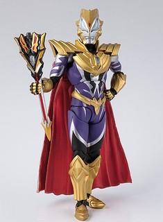 S.H.Figuarts 《超人力霸王Geed》「超人力霸王Geed 皇家至尊型態」 強力登場!ウルトラマンジード ロイヤルメガマスター
