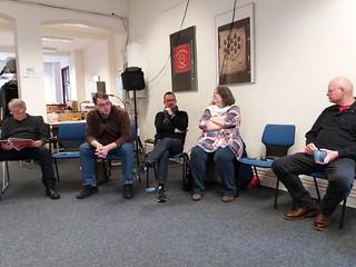 Dialogveranstaltung der SPD Marmstorf zum Koalitionsvertrag