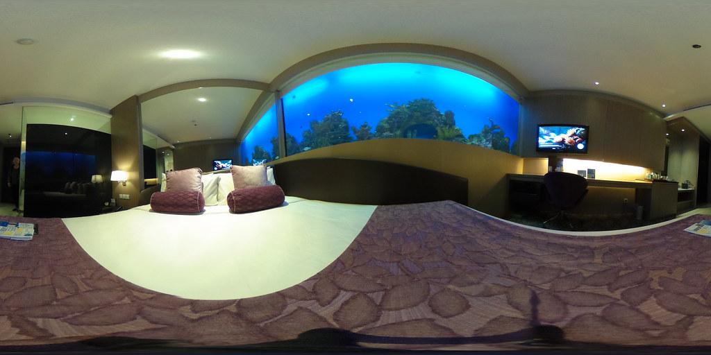 Hotel H2O Manila: Aqua Room