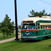 PCC (President's Conference Committee) Streetcar in Kenosha, Wisconsin