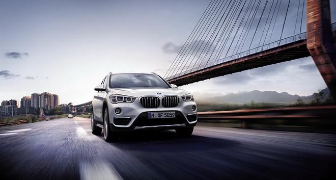 [新聞照片一] BMW X1