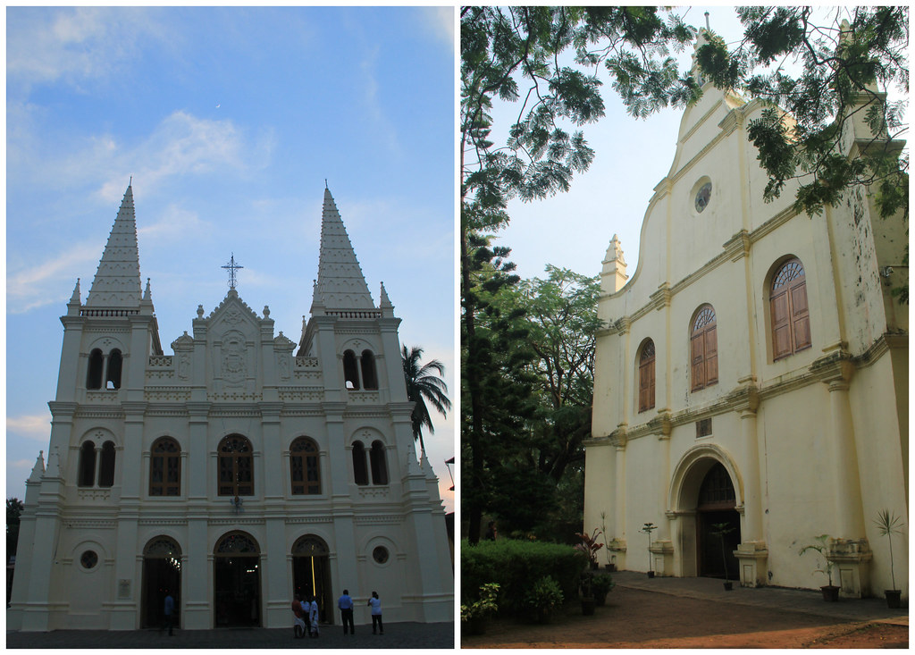 Churches of Fort Cochin