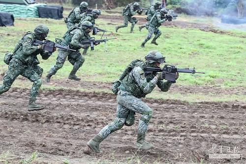 陸軍107年春節加強戰備