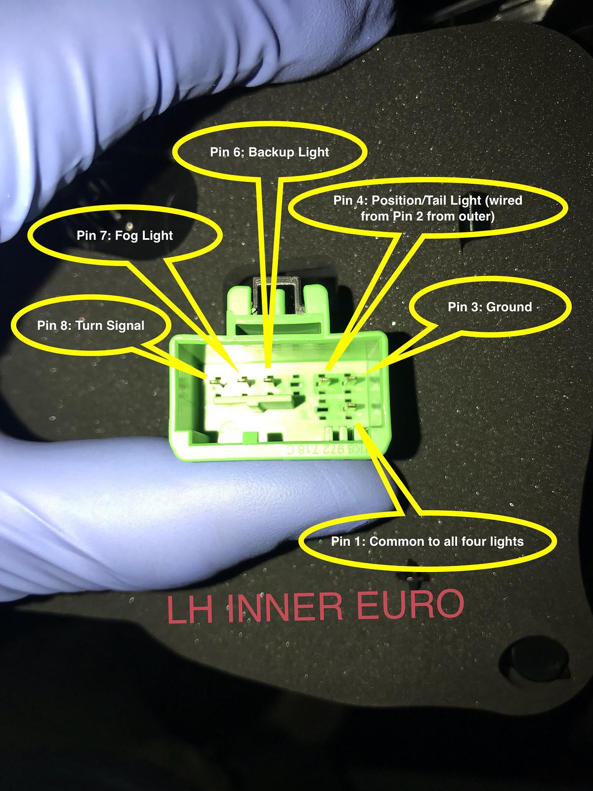 Rear Speaker Wiring Harness On Led Lights Turn Signal Wiring Diagram