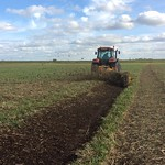Foot drain management at RSPB Ouse Washes 2017 (2)