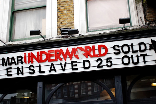 Underworld London