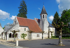 Saint-Jean-Saint-Germain (Indre-et-Loire) - Photo of Saint-Cyran-du-Jambot