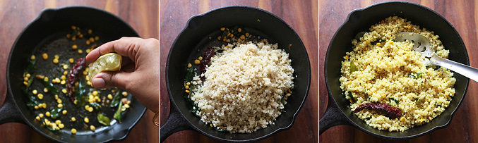 How to make lemon quinoa recipe - Step3