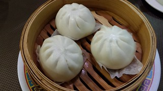 Steamed BBQ Bun at Pu Kwong