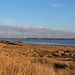 South Gare and wind farm from North Gare, Teesmouth