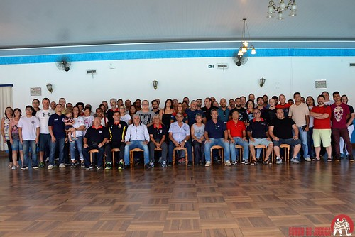 Reunião 2018 da 15° Delegacia Regional