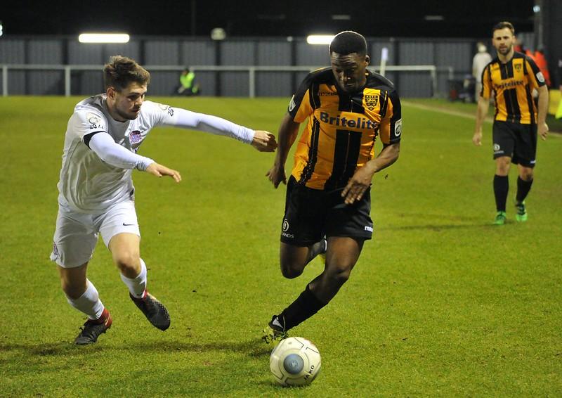 AFC Fylde v Maidstone United 074