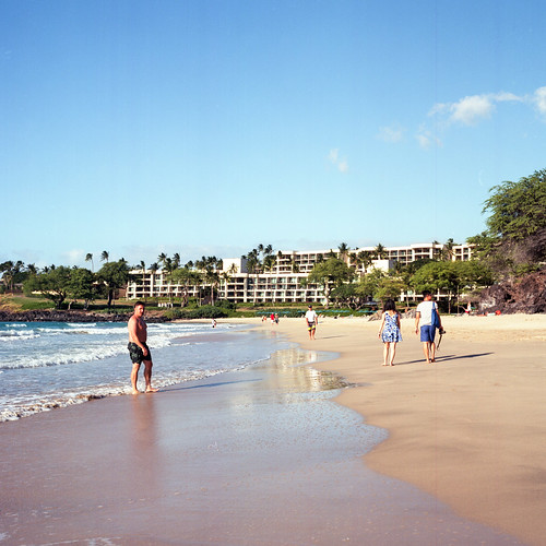 "Image titled ""Hapuna Beach, Big Island."""