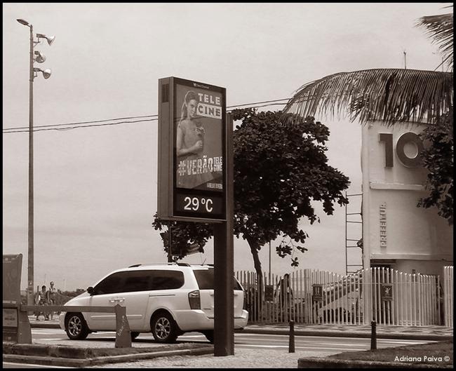 Avenida Vieira Souto - Foto pde Adriana Paiva