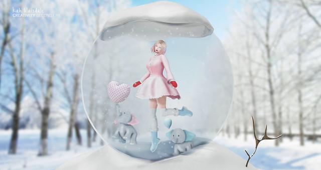 •720 SNOWGLOBE