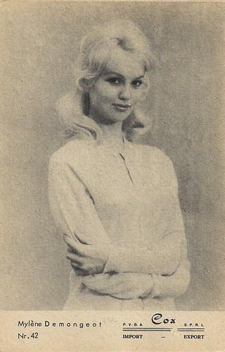 Mylène Demongeot