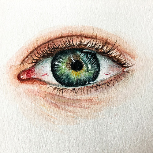 A-watercolured-eye-from-the-art-journal