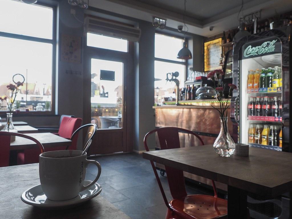 Cafe Gdansk