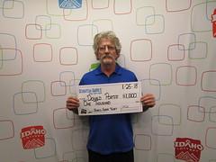 Donald Porter - $1,000 - Jewels Super Ticket - Boise - Jacksons