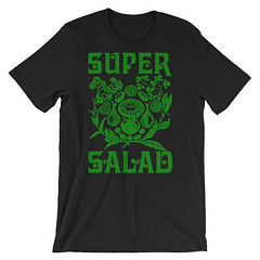 Super Salad Shirt, Super Salad T Shirt, Super Salad TShirt, Super Salad T-Shirt, Super Salad Tee, Soup or Salad Shirt, Soup or Salad Tee, Ve by 25VintagePlace