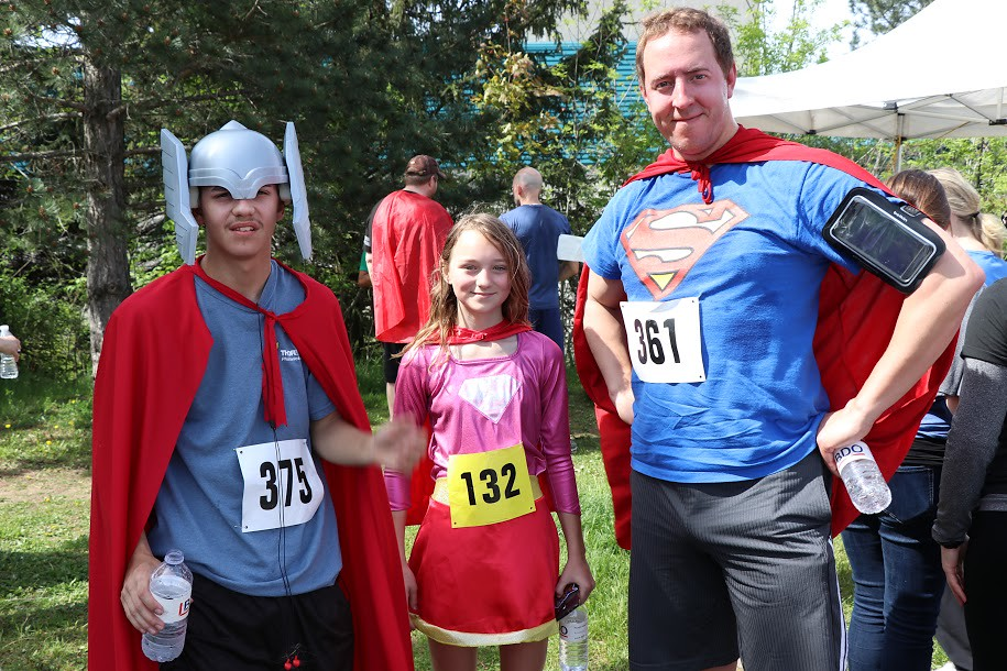 NEW: Rotary Classic Superhero Run, May 27