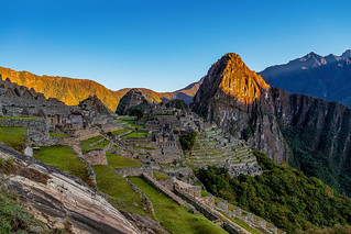 Lost city of the Incas.