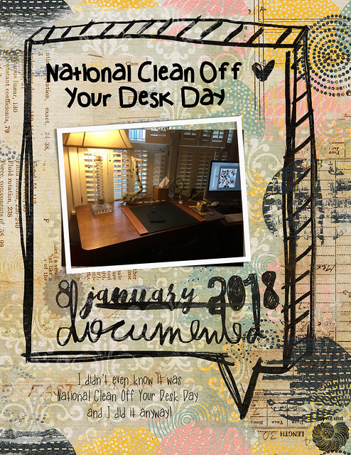 NAT'L CLEAN OFF YOUR DESK DAY